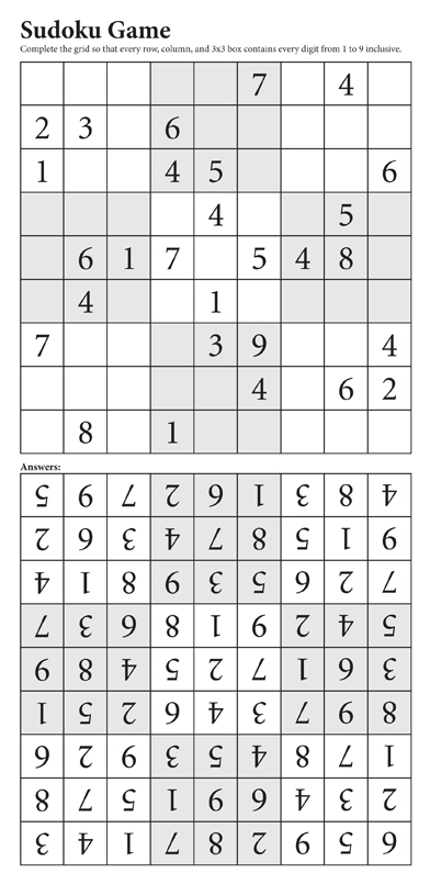 sudoku game download for mac